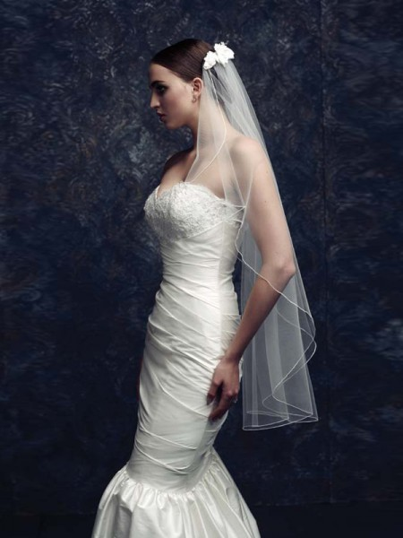 Gorgeous Wedding Veils ZDRESS2865