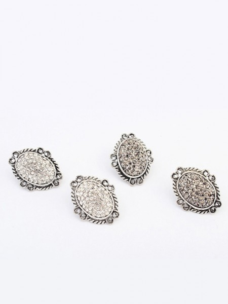 Oval Stud Hot Sale Earrings J0104473JR