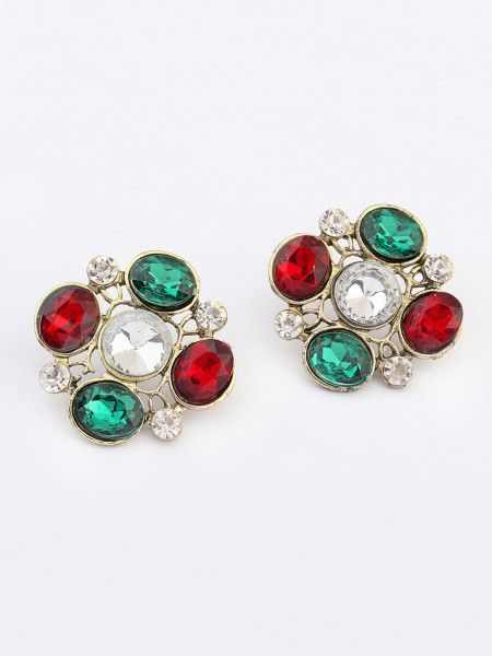 New Stylish Stud Earrings J0104669JR