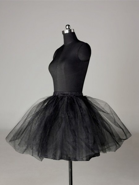 Tulle Netting Short Length Petticoats